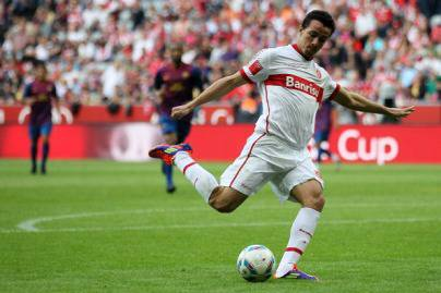 L'attaccante dell'Internacional Leandro Damiao (Getty Images)