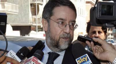 Il vicepresidente della Roma avv. Roberto Cappelli