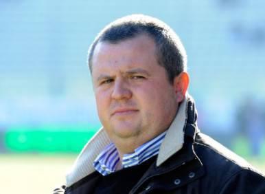 Il presidente del Parma Tommaso Ghiradi