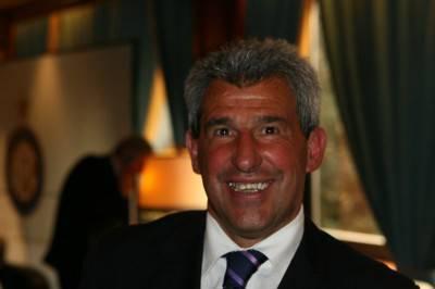 L'ex giocatore del Napoli Salvatore Bagni