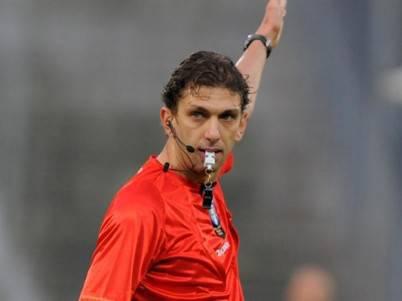 L'arbitro Paolo Tagliavento