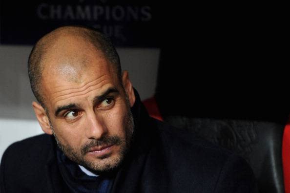 L'ex ct del Barcellona Guardiola (Getty Images)