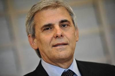 Il presidente dell'AIA Marcello Nicchi