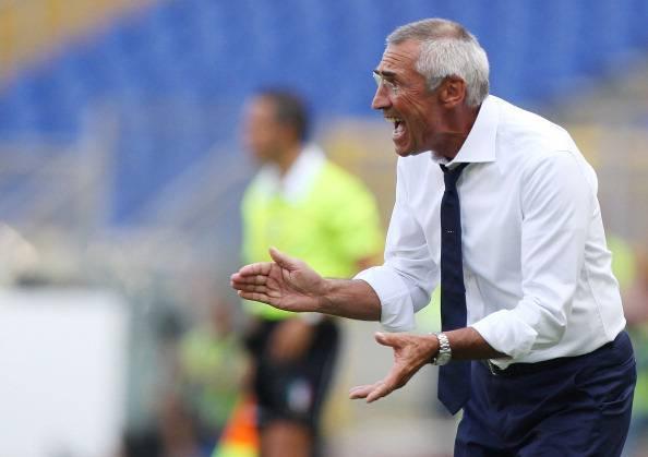 Il ct della Lazio Reja (Getty Images)