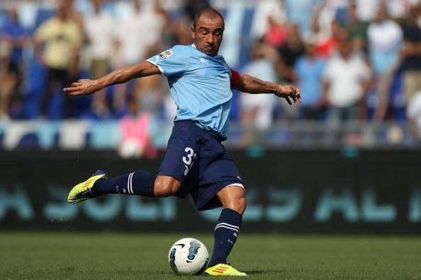 Christian Brocchi della Lazio (Getty Images)