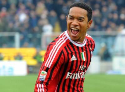 Il milanista Emanuelson