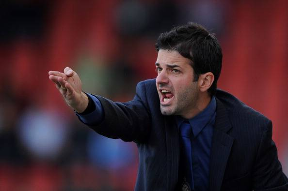 Il nuovo ct dell'Inter Stramaccioni (Getty Images)