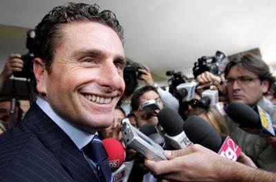 L'ex arbitro De Santis (Getty Images)