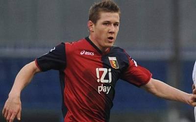 Il centrocampista del Genoa Juraj Kucka