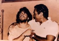 Diego Armando Maradona e Giovanni Di Marzio, osservatore che scoprì 'el Pibe' quando aveva 17 anni