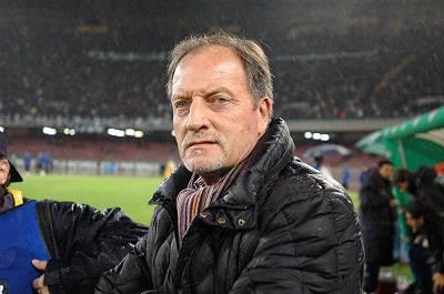Il Presidente dell'Associazione Allenatori Renzo ulivieri
