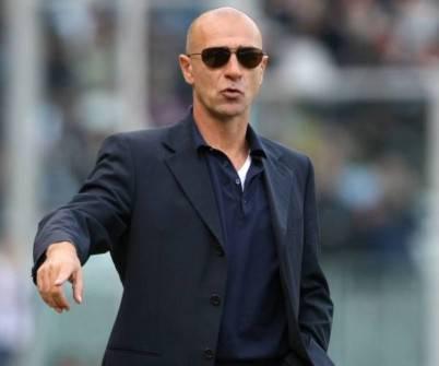 Davide Ballardini ormai ex allenatore del Cagliari