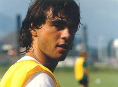 L'ex capitano della Roma Giannini