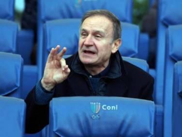 Gianni Petrucci presidente del Coni