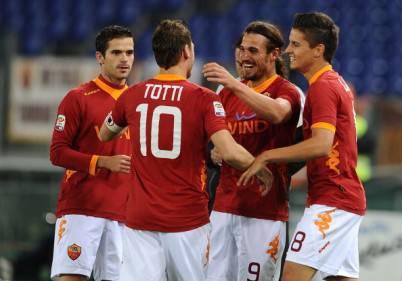 Torna al successo la Roma col 3-1 sull'Udinese (Getty Images)