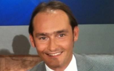Il giornalista Sky Gianluca di Marzio