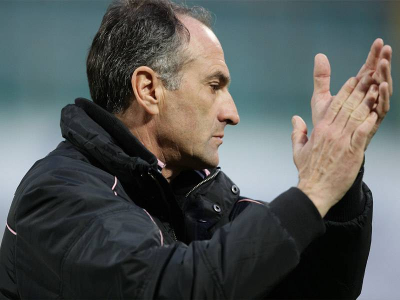Il ct dell'Udinese Guidolin