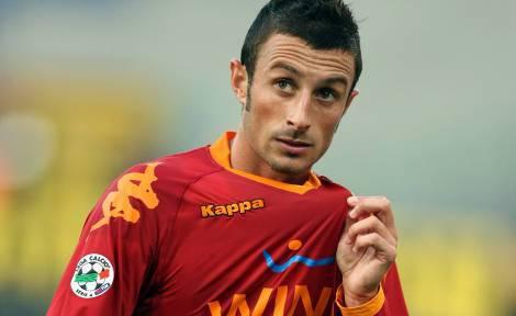 Il centrocampista Stefano Guberti