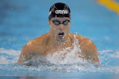 Il nuotatore Alexandre Dale Oen