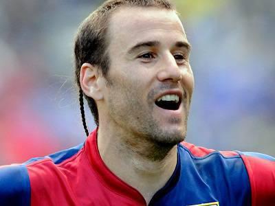 L'attaccante del Genoa Rodrigo Palacio (Getty Images)