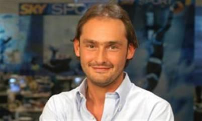 Il giornalista Gianluca di Marzio