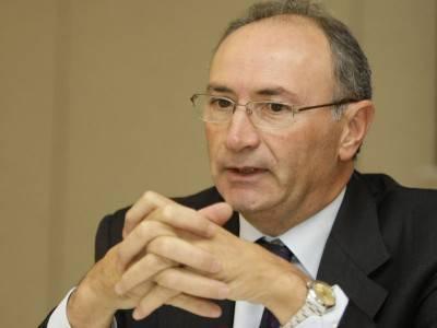 L'amministratore delegato di Unicredit Federico Ghizzoni