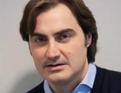 Il giornalista Pierluigi Pardo