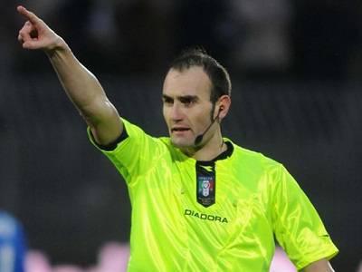 Carmine Russo arbitrerà Roma-Bologna