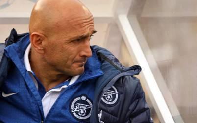 L'ex allenatore romanista Luciano Spalletti