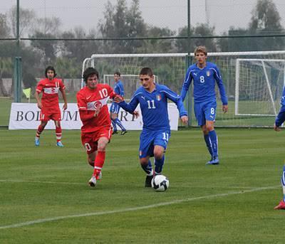 L'Under 19 azzurra presto contro la Rep. Ceca