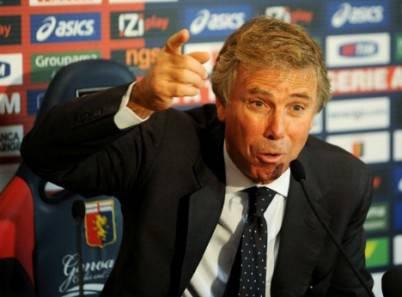 Il presidente del Genoa Enrico Preziosi (Getty Images)