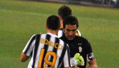 Buffon e Bonucci & scommessopoli