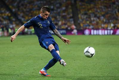 Il terzino francese Mathieu Debuchy (Getty Images)