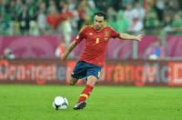 Lo spagnolo Xavi