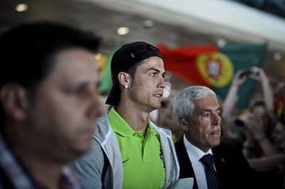 Il calciatore portoghese Cristiano Ronaldo (Getty Images)