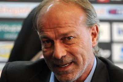 Il direttore sportivo della Roma Walter Sabatini (Getty Images)