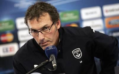 Il tecnico francese Laurent Blanc