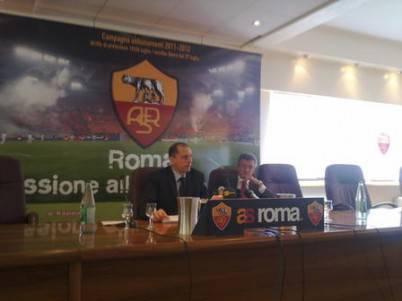 Carlo Feliziani in una recente conferenza stampa