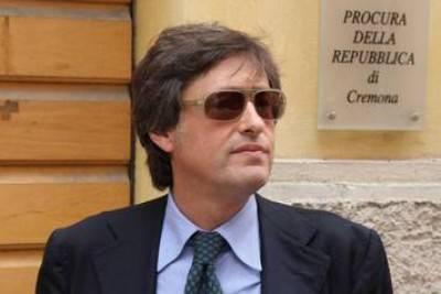 Il procuratore Stefano Palazzi