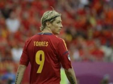 Fernando Torres autore dell'1-0