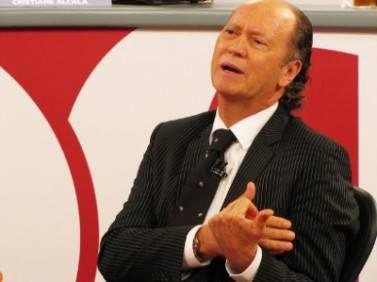 L'ex romanista Paulo Roberto Falcao