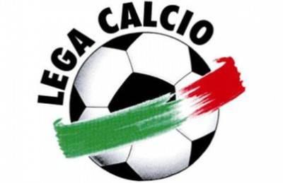Il logo della Lega Calcio