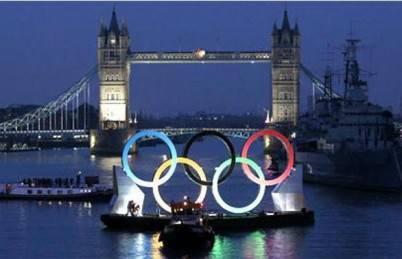Londra attende le Olimpiadi