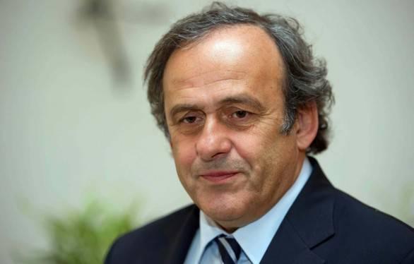 Michel Platini sull'Europa
