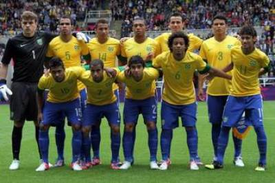Il Brasile olimpico