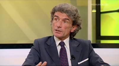 Graziano Cesari, ex arbitro ed ora opinionista televisivo