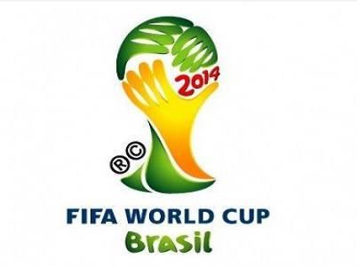 Il logo di Brazil 2014