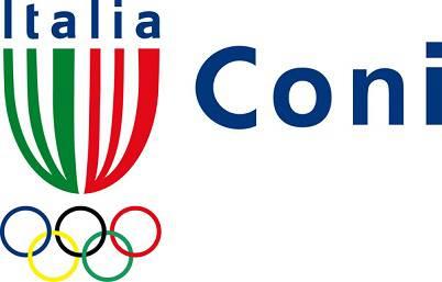 Il logo del Comitato Olimpico Nazionale Italiano