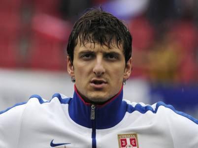 Zdravko Kuzmanovic, centrocampista 24enne di nazionalità serba