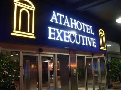 L'Ata Hotel sede del calciomercato italiano
